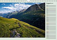 Am Großglockner - Planer (Wandkalender 2019 DIN A4 quer) - Produktdetailbild 8