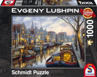 Am Kanal (Puzzle), Evgeny Lushpin