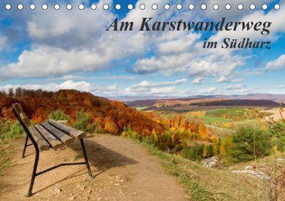 Am Karstwanderweg im Südharz (Tischkalender 2019 DIN A5 quer), Andreas Levi