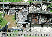 Am Lago Maggiore - Aquarelle und Fotografien (Wandkalender 2019 DIN A4 quer) - Produktdetailbild 3