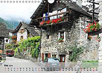 Am Lago Maggiore - Aquarelle und Fotografien (Wandkalender 2019 DIN A4 quer) - Produktdetailbild 5