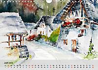 Am Lago Maggiore - Aquarelle und Fotografien (Wandkalender 2019 DIN A4 quer) - Produktdetailbild 6