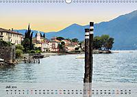 Am Lago Maggiore - Aquarelle und Fotografien (Wandkalender 2019 DIN A3 quer) - Produktdetailbild 7