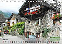 Am Lago Maggiore - Aquarelle und Fotografien (Tischkalender 2019 DIN A5 quer) - Produktdetailbild 5