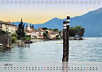 Am Lago Maggiore - Aquarelle und Fotografien (Tischkalender 2019 DIN A5 quer) - Produktdetailbild 7