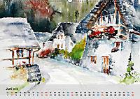 Am Lago Maggiore - Aquarelle und Fotografien (Wandkalender 2019 DIN A2 quer) - Produktdetailbild 6