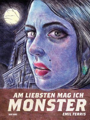 Am liebsten mag ich Monster: Am liebsten mag ich Monster, Emil Ferris