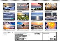 Am Meer. Sehnsucht Wasser (Wandkalender 2019 DIN A2 quer) - Produktdetailbild 13