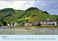 Am Mittelrhein entlang - Von Bacharach nach Rüdesheim (Wandkalender 2019 DIN A2 quer) - Produktdetailbild 7