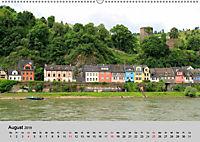 Am Mittelrhein entlang - Von Bacharach nach Rüdesheim (Wandkalender 2019 DIN A2 quer) - Produktdetailbild 8