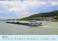 Am Mittelrhein entlang - Von Bacharach nach Rüdesheim (Wandkalender 2019 DIN A2 quer) - Produktdetailbild 4