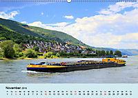 Am Mittelrhein entlang - Von Bacharach nach Rüdesheim (Wandkalender 2019 DIN A2 quer) - Produktdetailbild 11