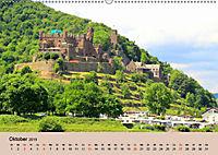 Am Mittelrhein entlang - Von Bacharach nach Rüdesheim (Wandkalender 2019 DIN A2 quer) - Produktdetailbild 10