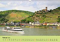 Am Mittelrhein entlang - Von Bacharach nach Rüdesheim (Wandkalender 2019 DIN A3 quer) - Produktdetailbild 2