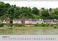 Am Mittelrhein entlang - Von Bacharach nach Rüdesheim (Wandkalender 2019 DIN A3 quer) - Produktdetailbild 8