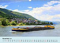 Am Mittelrhein entlang - Von Bacharach nach Rüdesheim (Wandkalender 2019 DIN A3 quer) - Produktdetailbild 11