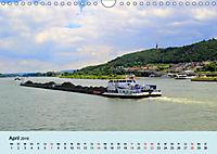 Am Mittelrhein entlang - Von Bacharach nach Rüdesheim (Wandkalender 2019 DIN A4 quer) - Produktdetailbild 4