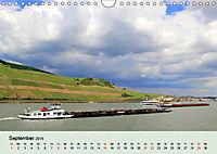 Am Mittelrhein entlang - Von Bacharach nach Rüdesheim (Wandkalender 2019 DIN A4 quer) - Produktdetailbild 9