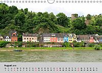 Am Mittelrhein entlang - Von Bacharach nach Rüdesheim (Wandkalender 2019 DIN A4 quer) - Produktdetailbild 8