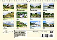 Am Mittelrhein entlang - Von Bacharach nach Rüdesheim (Wandkalender 2019 DIN A4 quer) - Produktdetailbild 13