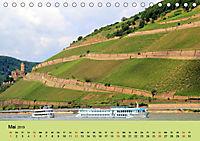 Am Mittelrhein entlang - Von Bacharach nach Rüdesheim (Tischkalender 2019 DIN A5 quer) - Produktdetailbild 5