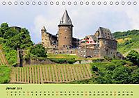 Am Mittelrhein entlang - Von Bacharach nach Rüdesheim (Tischkalender 2019 DIN A5 quer) - Produktdetailbild 1