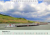 Am Mittelrhein entlang - Von Bacharach nach Rüdesheim (Tischkalender 2019 DIN A5 quer) - Produktdetailbild 9
