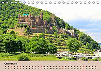 Am Mittelrhein entlang - Von Bacharach nach Rüdesheim (Tischkalender 2019 DIN A5 quer) - Produktdetailbild 10