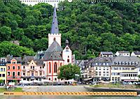 Am Mittelrhein - St. Goar und St. Goarshausen (Wandkalender 2019 DIN A2 quer) - Produktdetailbild 3