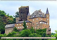 Am Mittelrhein - St. Goar und St. Goarshausen (Wandkalender 2019 DIN A2 quer) - Produktdetailbild 1
