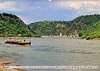 Am Mittelrhein - St. Goar und St. Goarshausen (Wandkalender 2019 DIN A2 quer) - Produktdetailbild 5