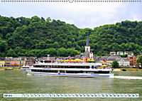 Am Mittelrhein - St. Goar und St. Goarshausen (Wandkalender 2019 DIN A2 quer) - Produktdetailbild 7