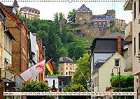 Am Mittelrhein - St. Goar und St. Goarshausen (Wandkalender 2019 DIN A2 quer) - Produktdetailbild 6