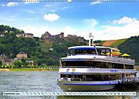 Am Mittelrhein - St. Goar und St. Goarshausen (Wandkalender 2019 DIN A2 quer) - Produktdetailbild 9