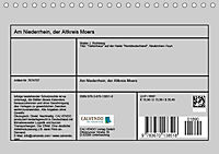 Am Niederrhein. Der Altkreis Moers (Tischkalender 2019 DIN A5 quer) - Produktdetailbild 13
