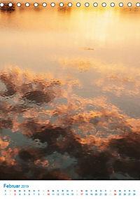 Am Wasser spazieren - Eindrücke von bayerischen Seen im Wandel der Jahreszeiten (Tischkalender 2019 DIN A5 hoch) - Produktdetailbild 2