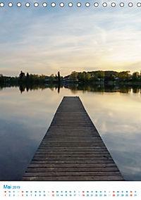Am Wasser spazieren - Eindrücke von bayerischen Seen im Wandel der Jahreszeiten (Tischkalender 2019 DIN A5 hoch) - Produktdetailbild 5