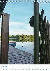 Am Wasser spazieren - Eindrücke von bayerischen Seen im Wandel der Jahreszeiten (Tischkalender 2019 DIN A5 hoch) - Produktdetailbild 7