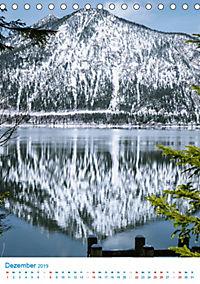 Am Wasser spazieren - Eindrücke von bayerischen Seen im Wandel der Jahreszeiten (Tischkalender 2019 DIN A5 hoch) - Produktdetailbild 12