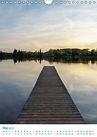 Am Wasser spazieren - Eindrücke von bayerischen Seen im Wandel der Jahreszeiten (Wandkalender 2019 DIN A4 hoch) - Produktdetailbild 5