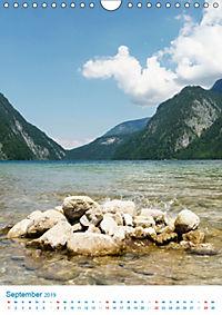 Am Wasser spazieren - Eindrücke von bayerischen Seen im Wandel der Jahreszeiten (Wandkalender 2019 DIN A4 hoch) - Produktdetailbild 9