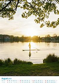 Am Wasser spazieren - Eindrücke von bayerischen Seen im Wandel der Jahreszeiten (Wandkalender 2019 DIN A4 hoch) - Produktdetailbild 8