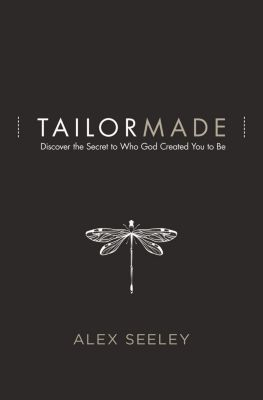 AMACOM: Tailor Made, Alex Seeley