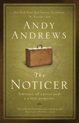 AMACOM: The Noticer, Andy Andrews
