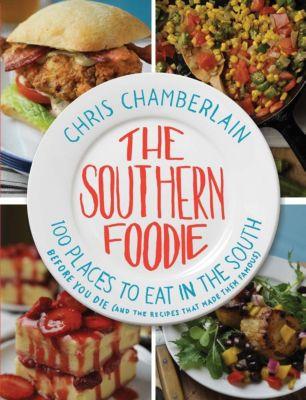 AMACOM: The Southern Foodie, Chris Chamberlain