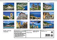 Amalfi Coast and Campania (Wall Calendar 2019 DIN A3 Landscape) - Produktdetailbild 1