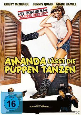 Amanda lässt die Puppen tanzen Limited Edition