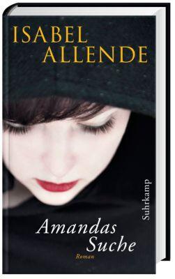Amandas Suche - Isabel Allende |