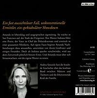 Amandas Suche, 8 Audio-CDs - Produktdetailbild 1