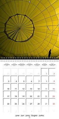 Amazing hot-air balloons (Wall Calendar 2019 300 × 300 mm Square) - Produktdetailbild 6